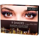 Gosh 9 SHADES SHADOW COLLECTION - TO ENJOY IN NEW YORK Paleta cieni do powiek 9 kolorów (001) - Gosh 9 SHADES SHADOW COLLECTION - TO ENJOY IN NEW YORK - 9sha-ny-01.jpg