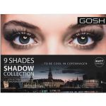Gosh 9 SHADES MATT SHADOW COLLECTION - TO BE COOL IN COPENHAGEN Paleta cieni do powiek 9 kolorów (004) - Gosh 9 SHADES MATT SHADOW COLLECTION - copen01.jpg