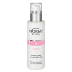 Norel (Dr Wilsz) SENSITIVE CLEANSING MILK Mleczko łagodzące dla cery naczynkowej (DM013) - Norel (Dr Wilsz) SENSITIVE CLEANSING MILK - dm013_sensitive_mleczko_l.png