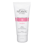 Norel (Dr Wilsz) SENSITIVE SOOTHING AND ILLUMINATING MASK Maska łagodząco - rozjaśniająca (DN314) - Norel (Dr Wilsz) SENSITIVE SOOTHING AND ILLUMINATING MASK - dn314_sensitive_maska_l.png