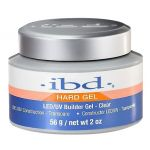 ibd LED/UV BUILDER GEL CLEAR Budujący żel LED/UV do paznokci (przezroczysty) - 56 G. - ibd LED/UV BUILDER GEL CLEAR - ibd-56g-clear-builder-gel-leduv.jpg