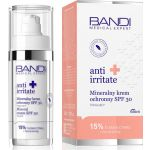 Bandi MEDICAL ANTI IRRITATE MINERAL CREAM SPF30 TINTED Mineralny krem ochronny SPF30, tonujący (NX30) - Bandi MEDICAL ANTI IRRITATE MINERAL CREAM SPF30 TINTED - nx30.jpg