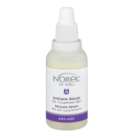 Norel (Dr Wilsz) ANTI-AGE IMMUNE SERUM FOR COUPEROSE SKIN Serum dla skór naczyniowych (PA103) - Norel (Dr Wilsz) ANTI-AGE IMMUNE SERUM FOR COUPEROSE SKIN - pa103_serum_naczyniowe_l.png