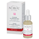 Norel (Dr Wilsz) COCKTAIL FOR ROSACEA SKIN WITH VITAMIN PP AND MIMOSA EXTRACT Koktajl na trądzik różowaty z witaminą PP i ekstraktem z mimozy (PA174) - Norel (Dr Wilsz) COCKTAIL FOR ROSACEA SKIN WITH VITAMIN PP AND MIMOSA EXTRACT - pa174_koktajl_rozowaty_kpl_l.png