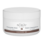 Norel (Dr Wilsz) CHOCOLATE MASK FOR FACE Maska czekoladowa na twarz (PN231) - orel (Dr Wilsz) CHOCOLATE MASK FOR FACE - pn231_maska_czekoladowa_twarz_l.png