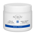 Norel (Dr Wilsz) PEEL-OFF ALGAE MASK FOR EYE TREATMENTS Plastyczna maska algowa do zabiegów na oczy (PN277) - Norel (Dr Wilsz) PEEL-OFF ALGAE MASK FOR EYE TREATMENTS - pn277_magictouch_maska_plast_l.png
