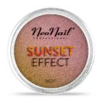 NeoNail SUNSET EFFECT Pyłek No 01 - NeoNail SUNSET EFFECT - sunset01.jpg