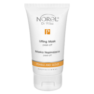 Norel (Dr Wilsz) PEARLS AND GOLD LIFTING MASK PEEL-OFF Maska napinająca peel-off (PN127) - Norel (Dr Wilsz) PEARLS AND GOLD LIFTING MASK PEEL-OFF - pn127_perly_maska_napinajaca_l.png