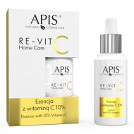 Apis RE-VIT C HOME CARE ESSENCE WITH 10% VITAMIN C Esencja z witaminą C 10% (6099) - Apis RE-VIT C HOME CARE ESSENCE WITH 10% - revit.jpg